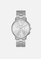 DKNY - Willoughby - silver