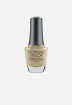 Morgan Taylor - Give Me Gold - Soft Gold Metallic