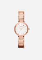 DKNY - Stanhope - rose gold