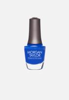 Morgan Taylor - Making Waves - Bright Blue Crème