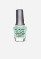 Morgan Taylor - Mint Chocolate Chip - Mint Green Crème