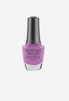 Morgan Taylor - New Kicks on The Block - Pastel Purple Pink Crème