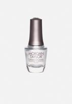Morgan Taylor - Oh Snap, It's Silver! - Multi Dimensional Silver Metallic