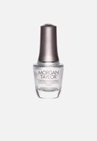 Morgan Taylor - Nail Lacquer - Oh Snap, It's Silver!