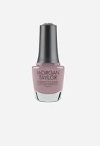 Morgan Taylor - Polished up - Soft Dusty Mauve