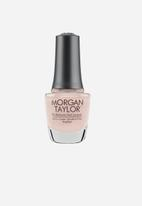 Morgan Taylor - Sugar Fix - Sheer Prismatic Pink Pearl
