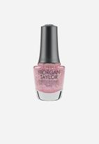 Morgan Taylor - Sweetest Thing - Light Pink Glitter