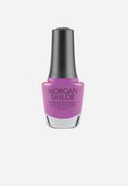 Morgan Taylor - Tokyo a Go Go - Light Purple Neon Créme
