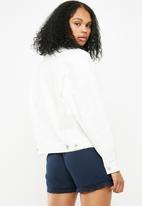 Jacqueline de Yong - Cate jacket - white