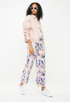 Jacqueline de Yong - Cate jacket - pink