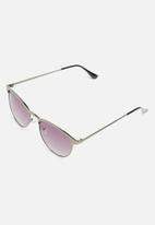 Lundun - Stokes sunglasses - gunmetal