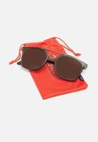 Lundun - Southwarks sunglasses - charcoal