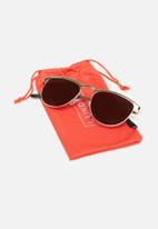 Lundun - Stokes sunglasses - gold