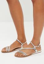 Superbalist - Zandie sandal - silver