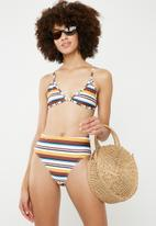 Superbalist - High leg bikini bottom - multi