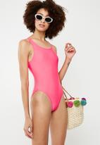 Superbalist - Elle one piece - pink