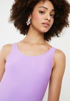 Superbalist - Elle one piece - purple