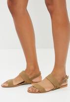 Superbalist - Thembi sandal - khaki