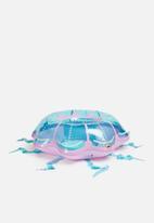 Big Mouth - Jellyfish pool float - blue
