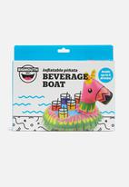 Big Mouth - Pinata drink boat - multi