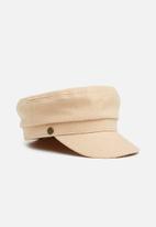 Vero Moda - Nina baker boy hat - neutral