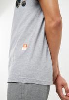 G-Star RAW - Tahire short sleeve tee - grey