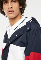 Levi's® - Anorak hooded long sleeve jacket - multi