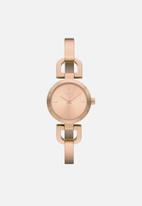 DKNY - Reade - rose gold