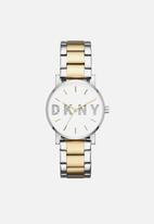DKNY - Soho - gold & silver