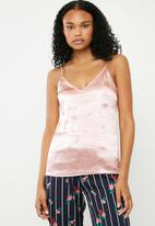 Vero Moda - Neda singlet - pink