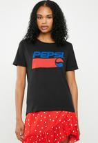 ONLY - Pepsi tee - black