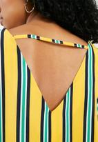 Superbalist - V-neck blouse - multi
