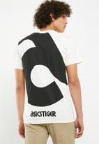 Asics Tiger - BL short sleeve  tee - cream