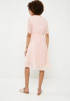 Vero Moda - Reem dress - pink