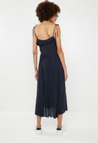 Vero Moda - Free midi dress - navy