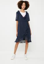 Vero Moda - Reem dress - navy