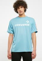 Converse - Converse track tee - blue
