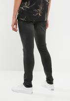 Superbalist - Skinny knee rip jeans - washed grey