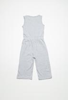 Superbalist - Sleeveless tunnel jumpsuit - grey melange