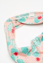 name it - Deagne scarf bib - multi
