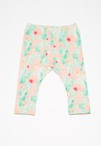 name it - Deagne leggings - peach