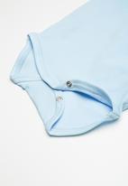 name it - Long sleeve body vest 2 pack - grey & blue