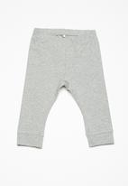 name it - Gapil long pants 2 pack - grey & blue