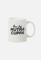 Typo - Anytime mug - one big mutha cuppa