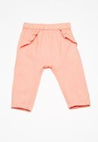 name it - Gamia bloomer pants - peach