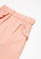name it - Gamia bloomer pants - peach