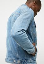 Jack & Jones - Alvin denim jacket - blue