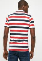 Only & Sons - Jerry muscle fit stripe - multi