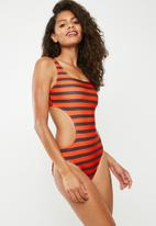 dailyfriday - Cut out onepiece