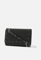 Call It Spring - Legalili clutch bag - black